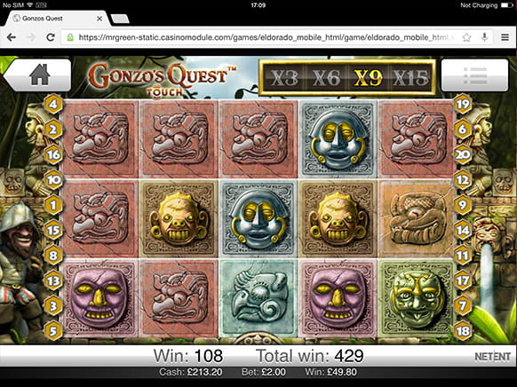 mobile online casino spiel quest