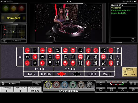 online casino roulette amerikan poker 2