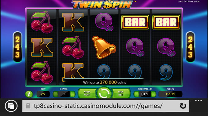 Slot Games Windows Phone